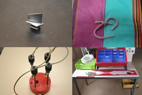 Exemple de réalisations des Ateliers64